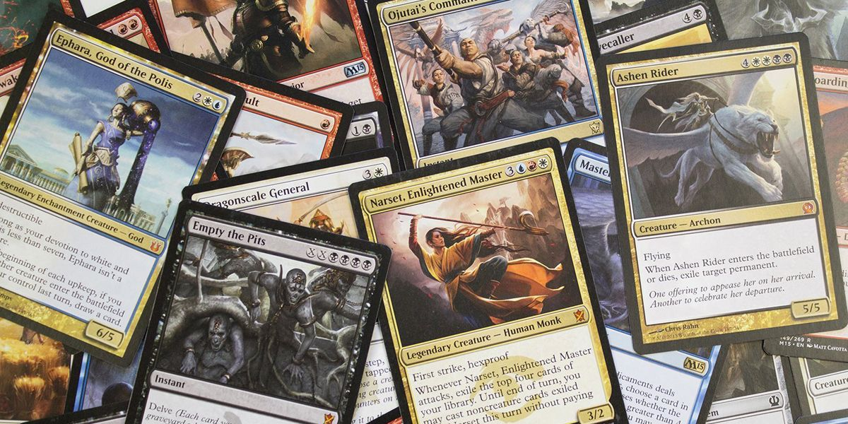 Magic: The Gathering Announces Two New Sets, Release Dates | CBR