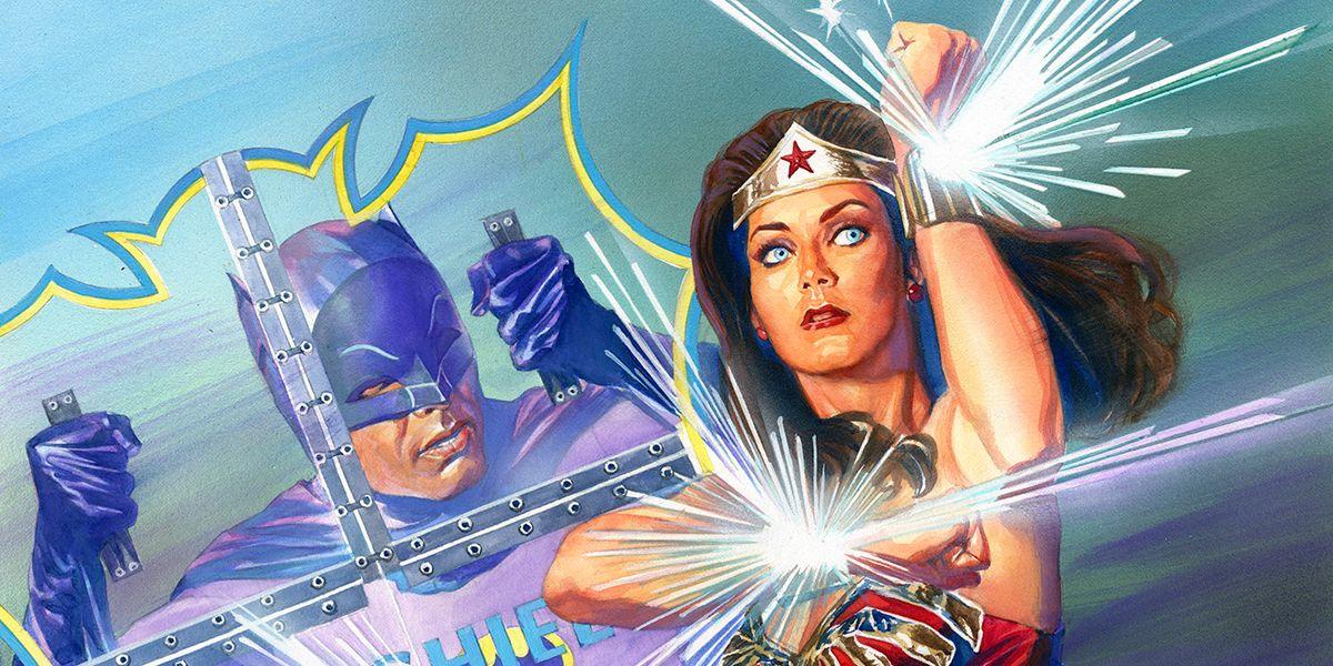 NYCC: Batman '66 to Meet Wonder Woman '77 in Digital-First Miniseries