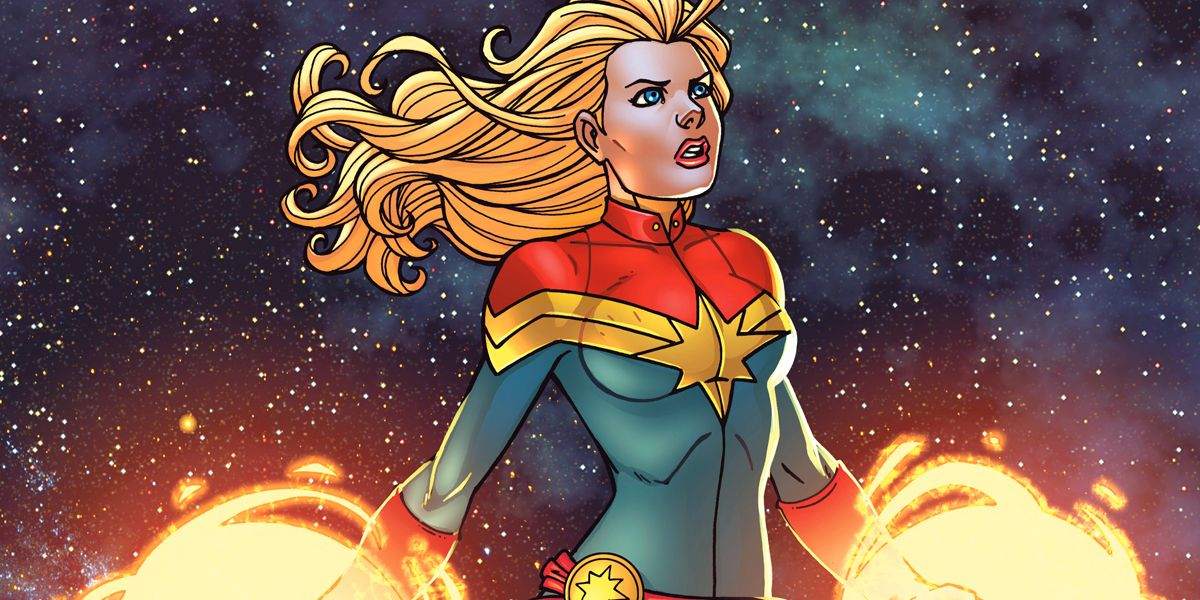 Marvel Studios Chief Confirms Captain Marvel Is An Origin Story
