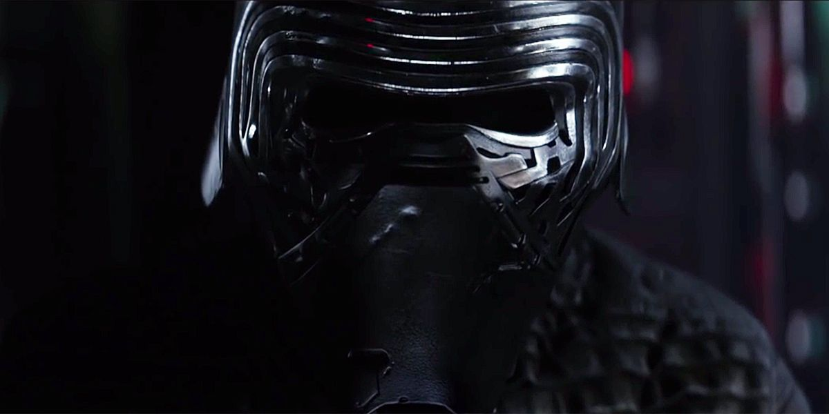 Star Wars: The Rise of Skywalker Banner Offers New Look at Kylo Ren's Mask