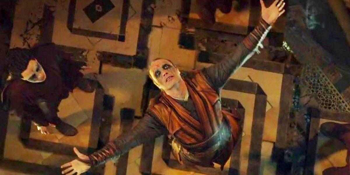 Doctor Strange Concept Art Reveals a Hauntingly Beautiful Zealot Design