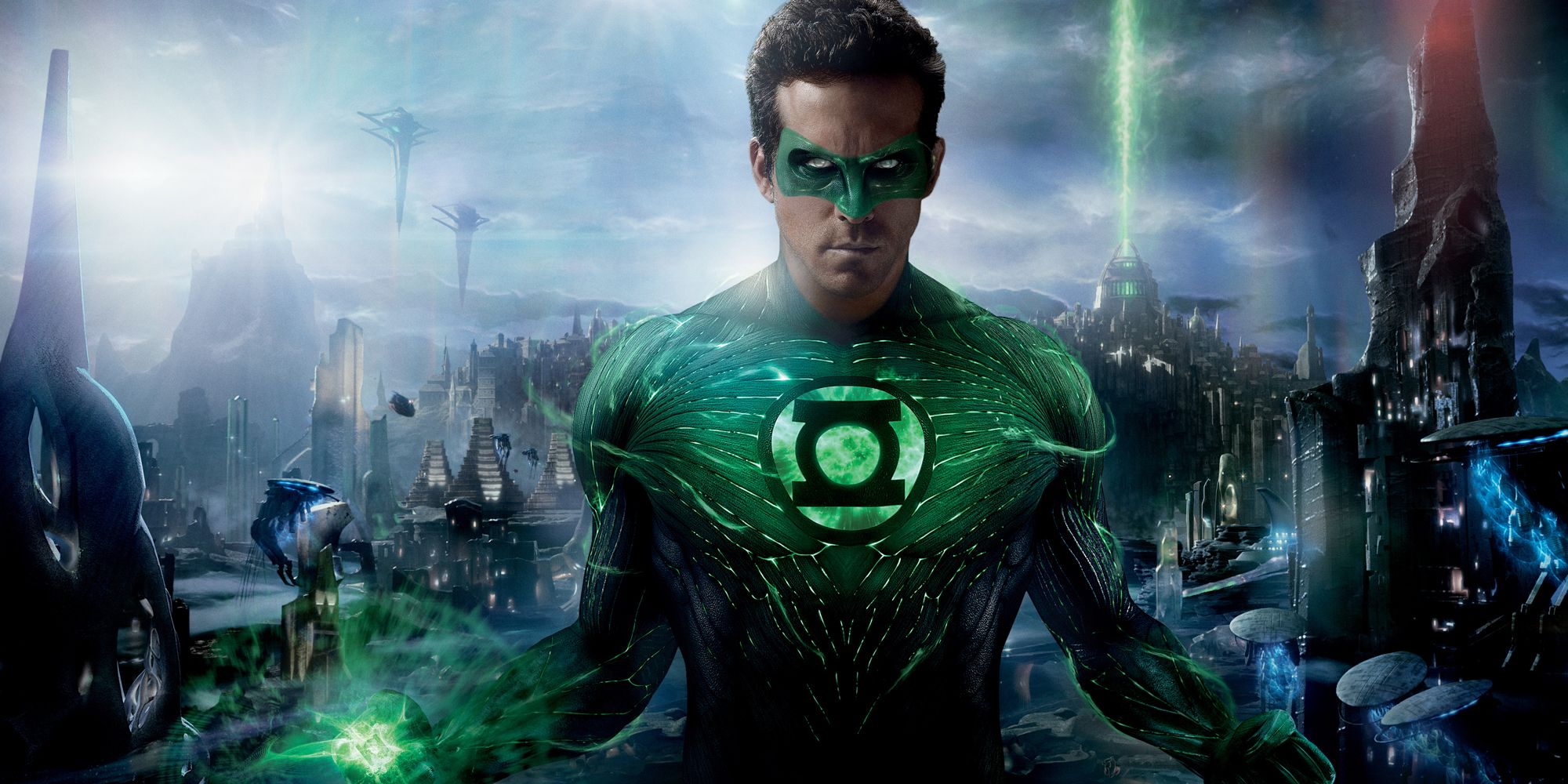 Ryan Reynolds Begged Fox To Make Deadpool Movie Before Green Lantern