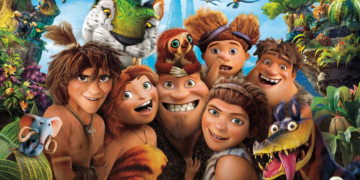 8a937987f6b81f The Croods Sequel is Extinct at DreamWorks
