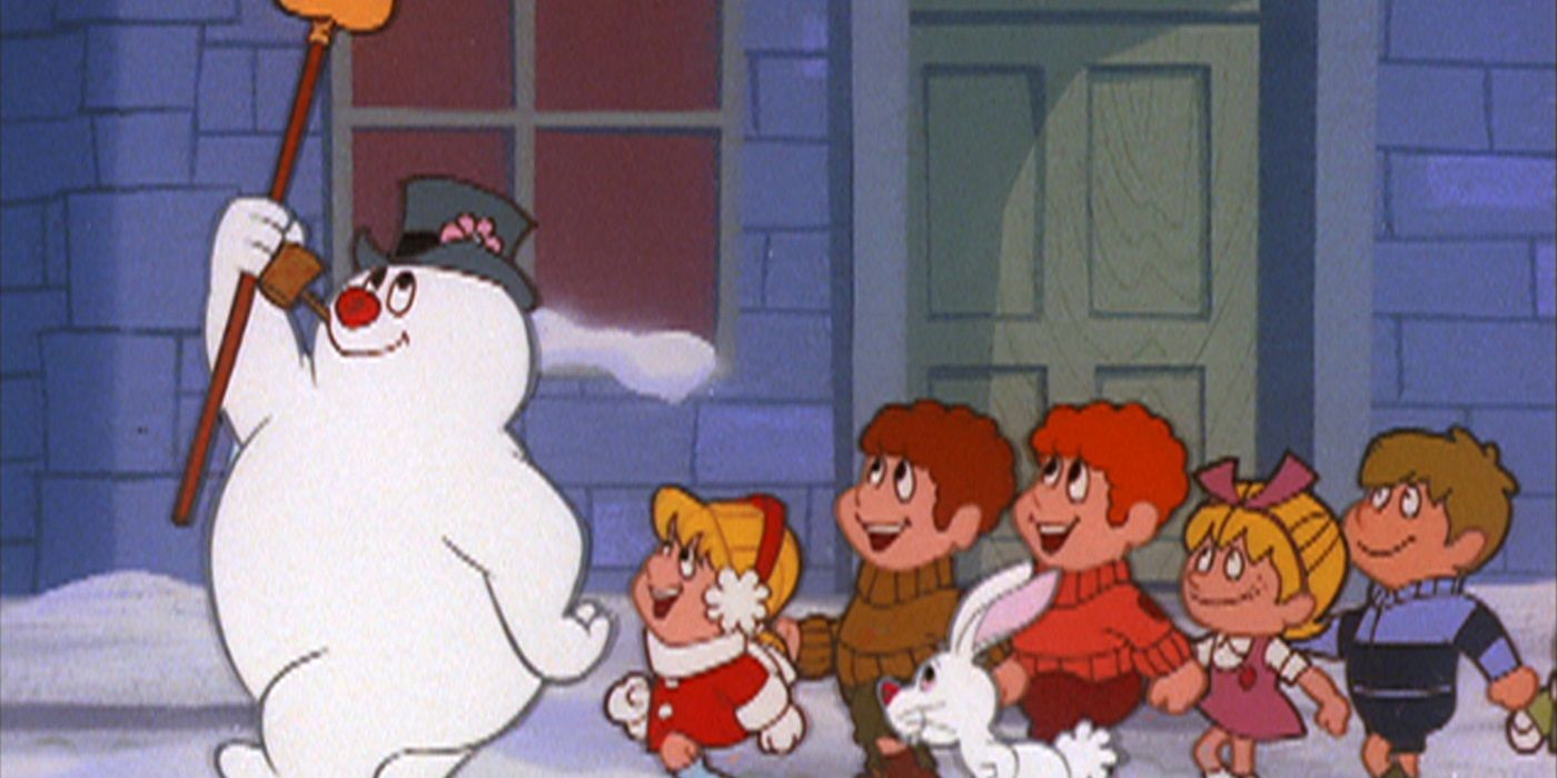 tv legends was frosty the snowman originally not a christmas story