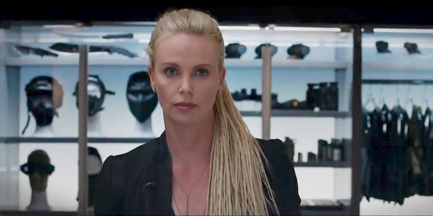 Fast & Furious 9: Charlize Theron Reveals Cipher's New Look | CBR