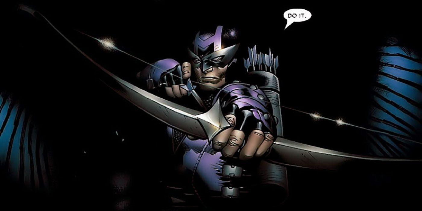 Fanfiction Avengers Hawkeye Torture – Idea di immagine del eroe