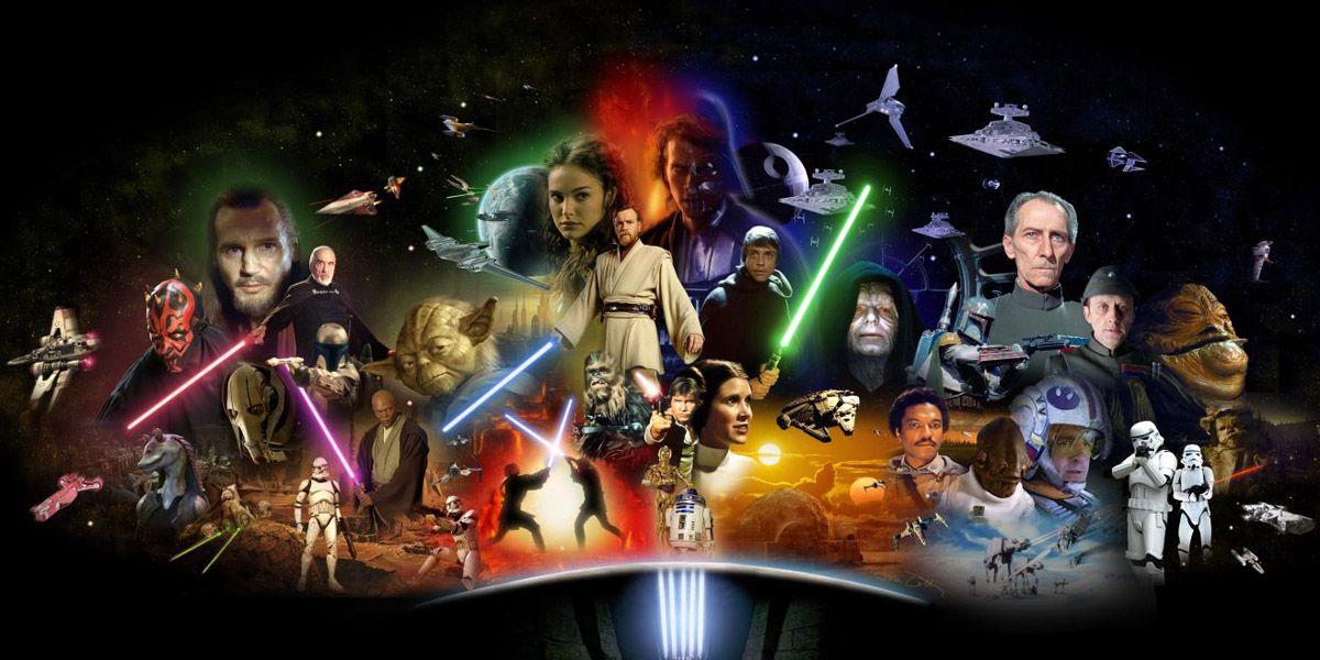 Youtube Takes Down Fan Edited Star Wars Supercut Cbr