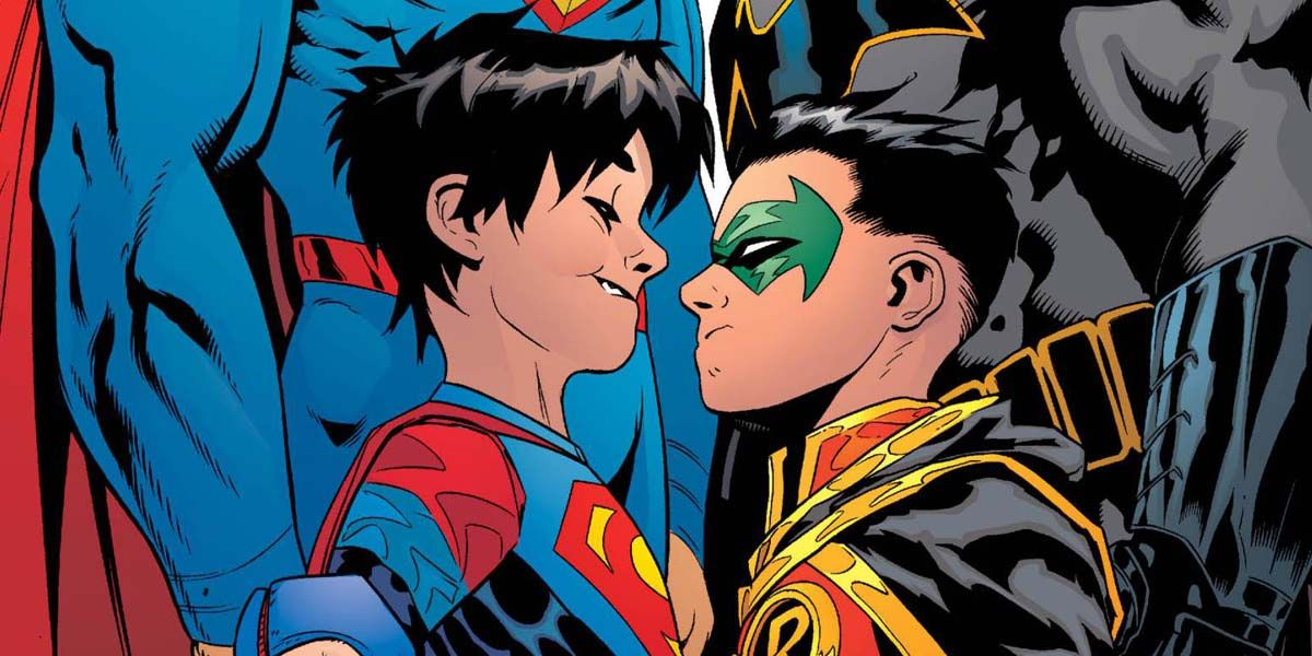 Robin & Superboy May Be DC's Most Important Relationship | CBR