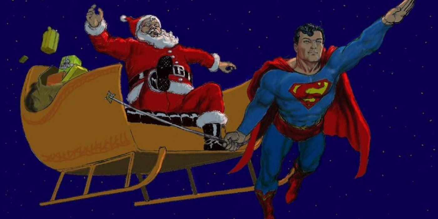 """Image result for santa like superman"""""""