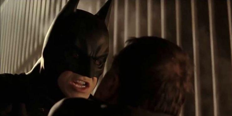Quotes batman fear begins about Batman Begins