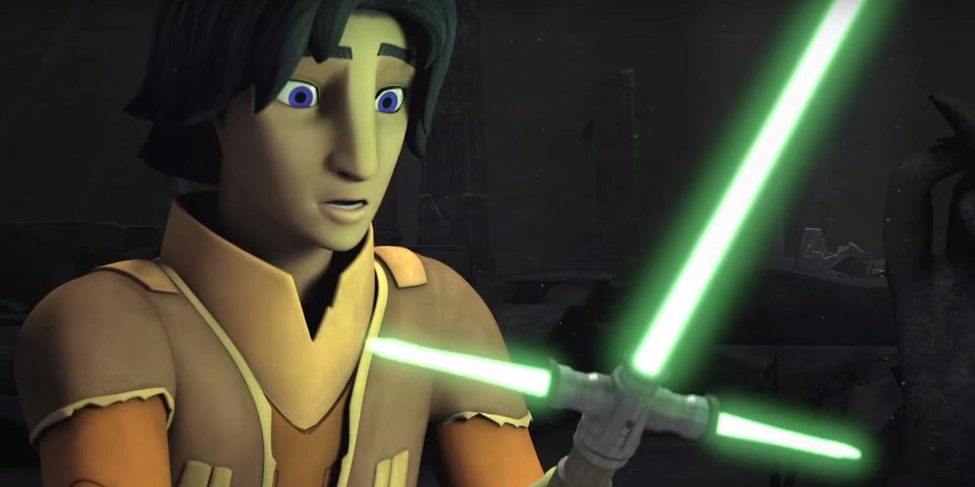 An Elegant Weapon 15 Kinds Of Lightsaber Models In Star Wars