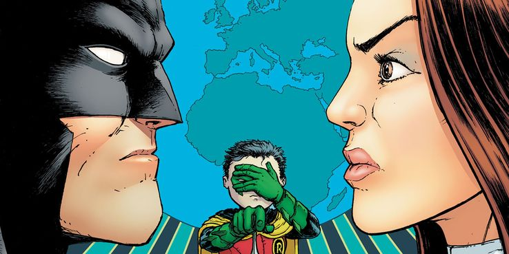 15 Reasons Why Damian Wayne Is The Best Robin | CBR