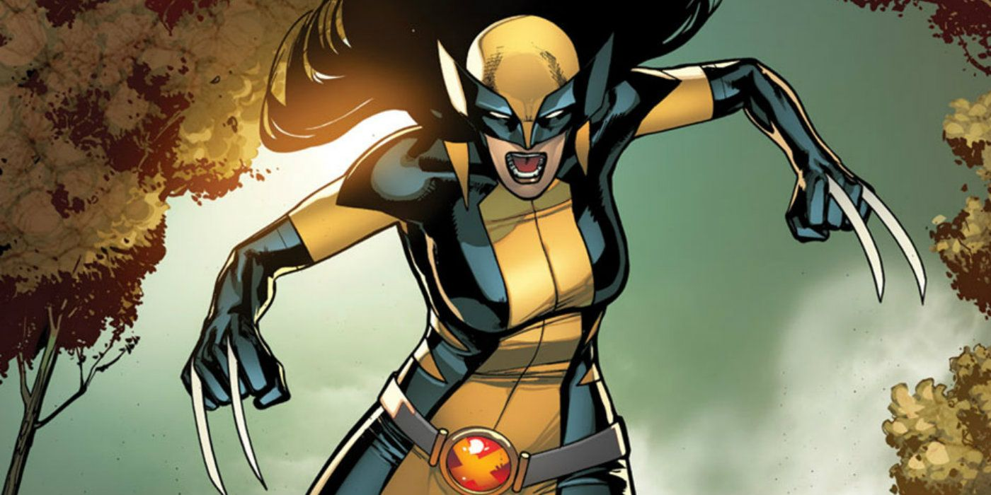 Unbreakable: 15 People Who Use Adamantium (Besides Wolverine)