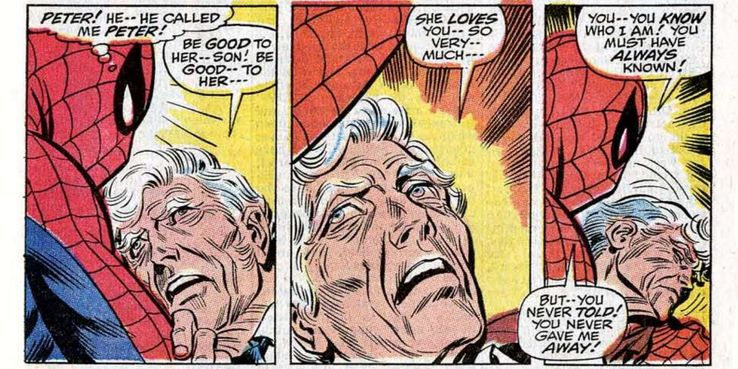 Unmasked: 15 Times Spider-Man's Identity Was Revealed | CBR