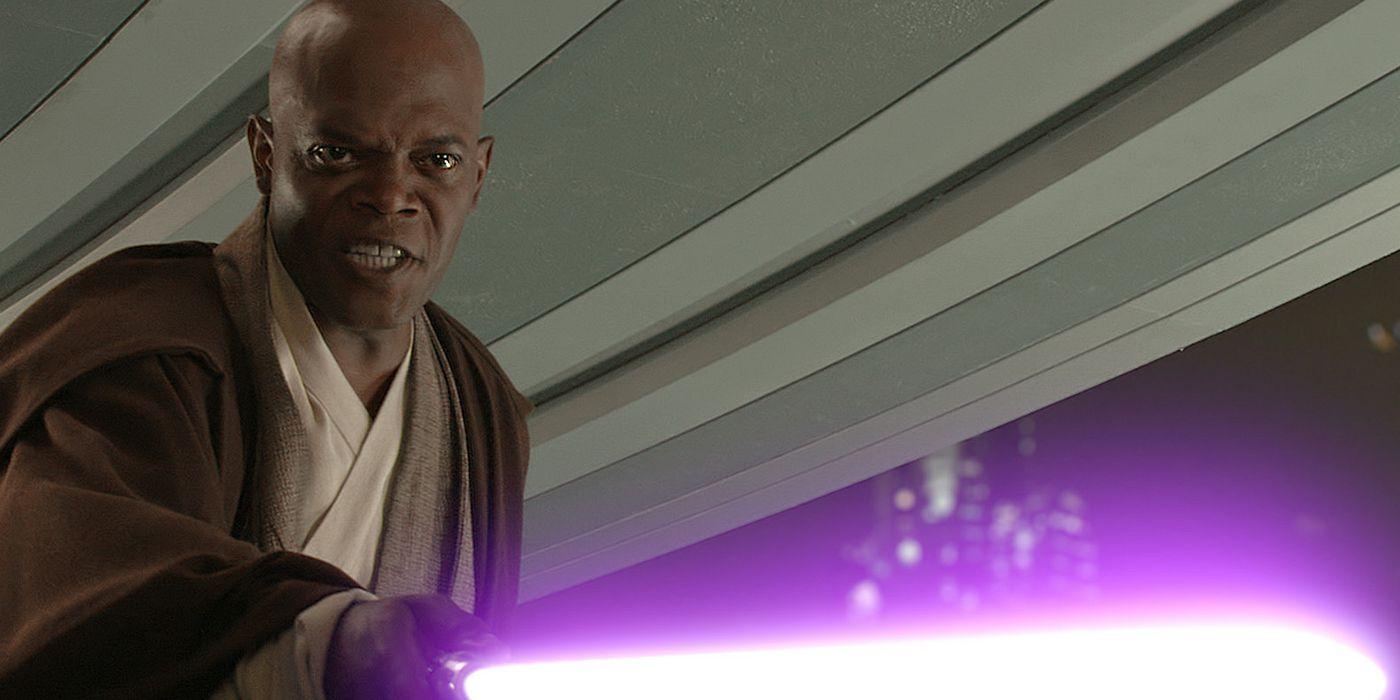 Star Wars: Samuel L. Jackson Wants To Play Mace Windu Again