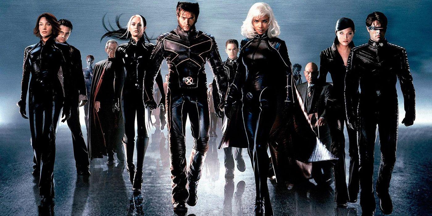 X Men Cast X-Men Movie Tim...