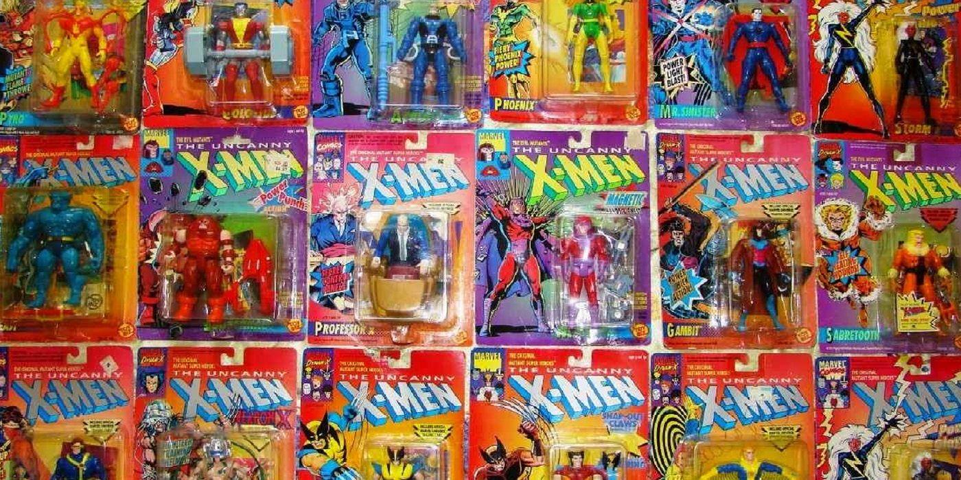 Marvel X-Men The Movie Magneto/'s Mutant Machine Still in Original Box by Toy Biz