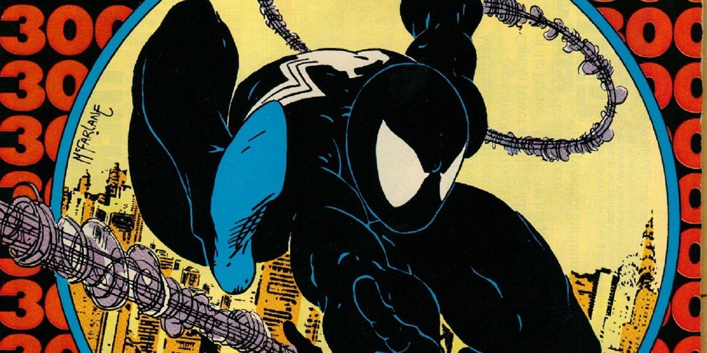 Todd McFarlane Shows Off Amazing Spider-Man Original Art | CBR