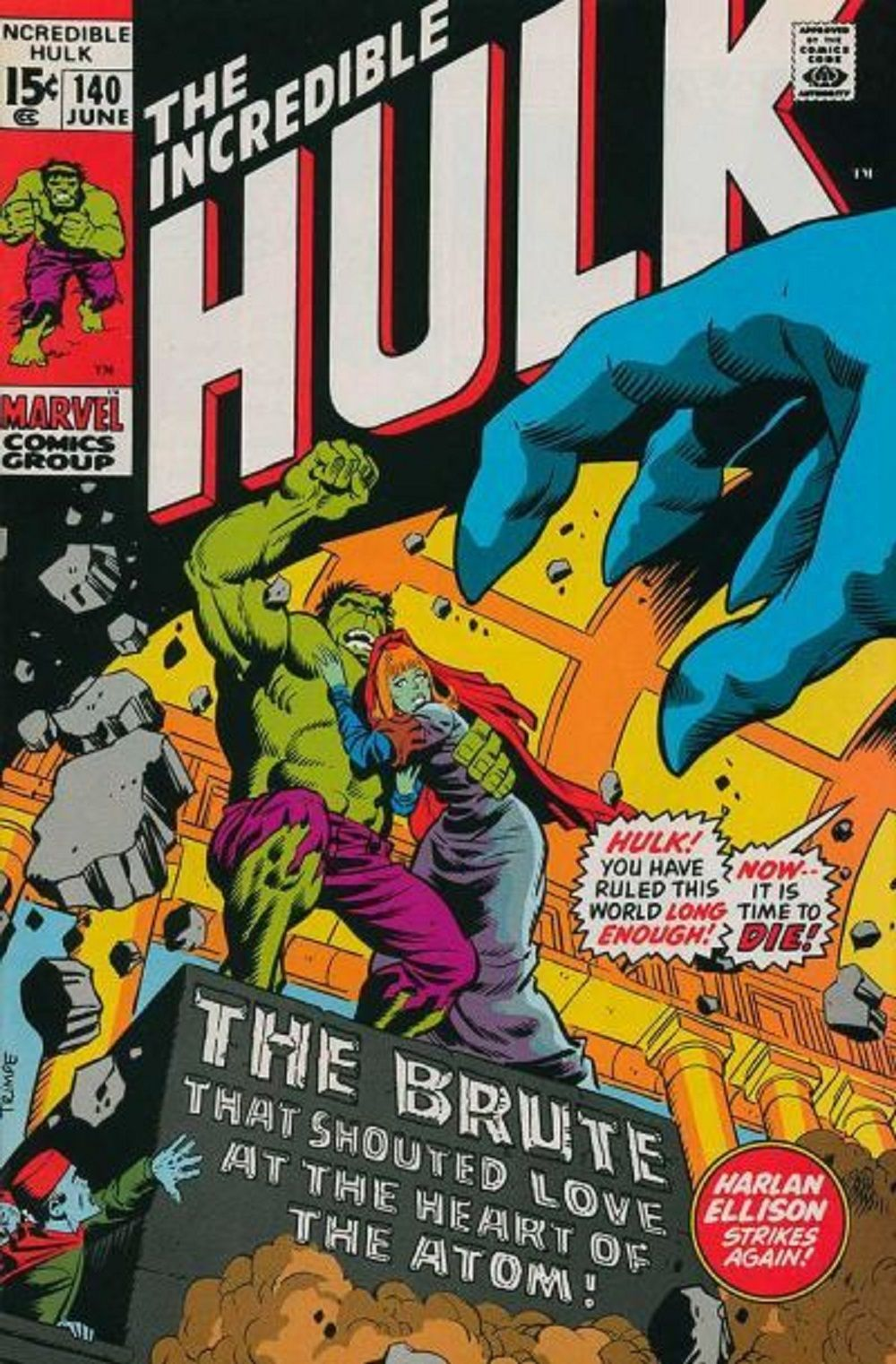 15 Most Iconic Hulk Covers Cbr
