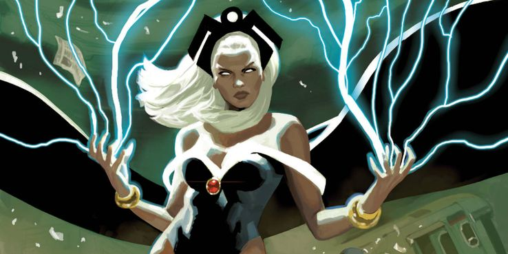 The 15 Most Powerful Marvel Women | CBR