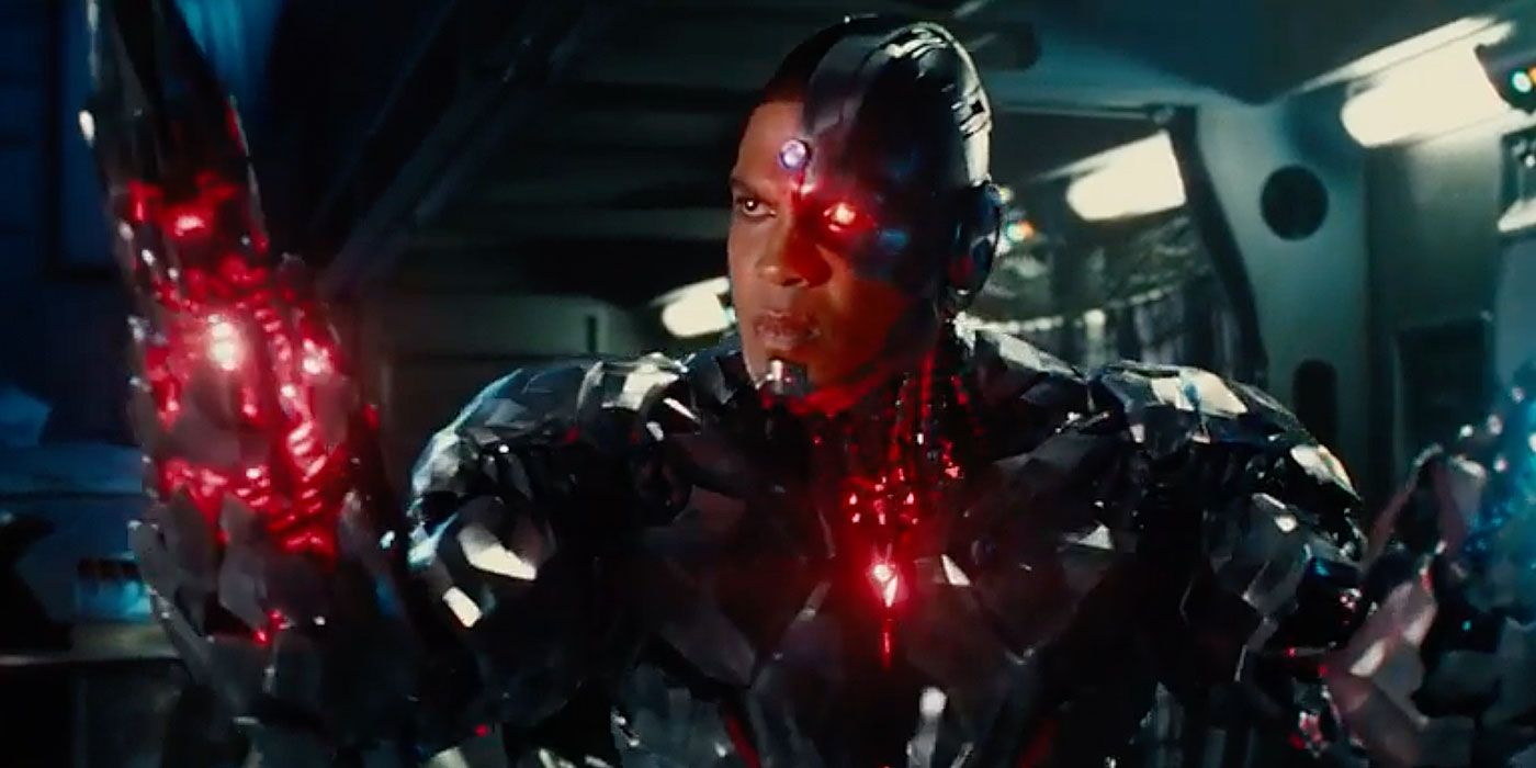 Cyborg Actor Ray Fisher Reveals What He Wants In His Solo Movie