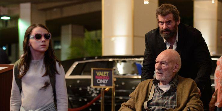 Wolverine in X-Men Origins and Logan