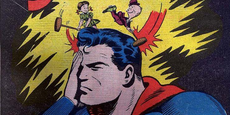 susie mxyztplk - Las 15 bromas más locas que Mr. Mxyzptlk le ha hecho a Superman