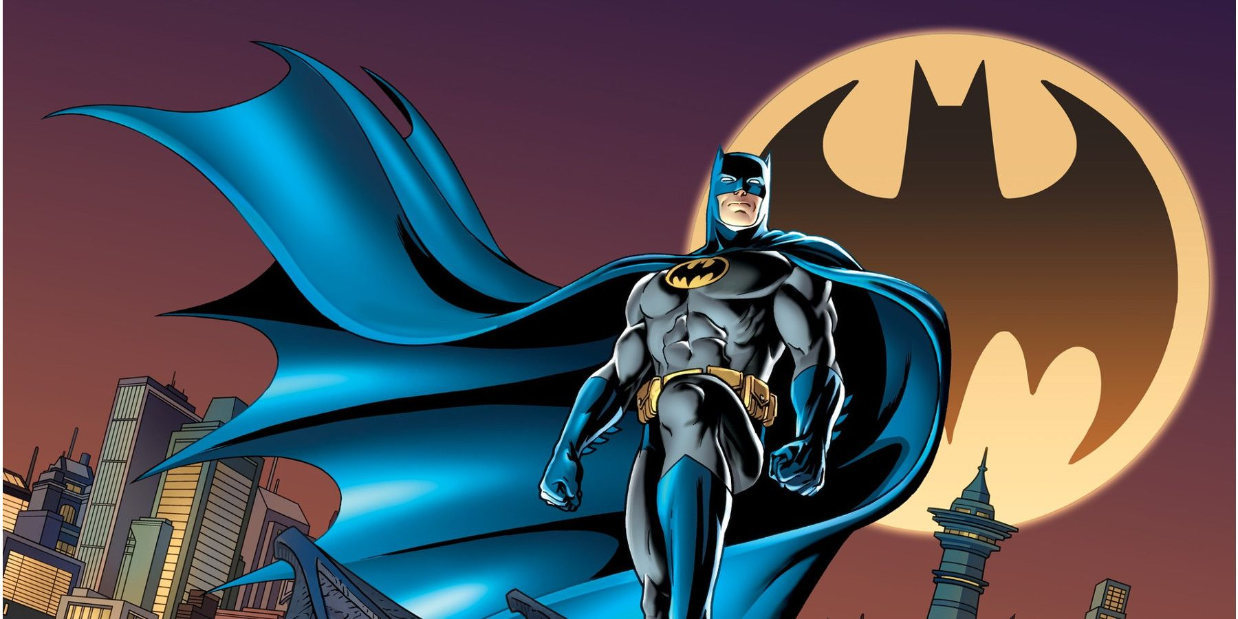 Batman Day: The Empire State Building Will Glow Yellow | CBR