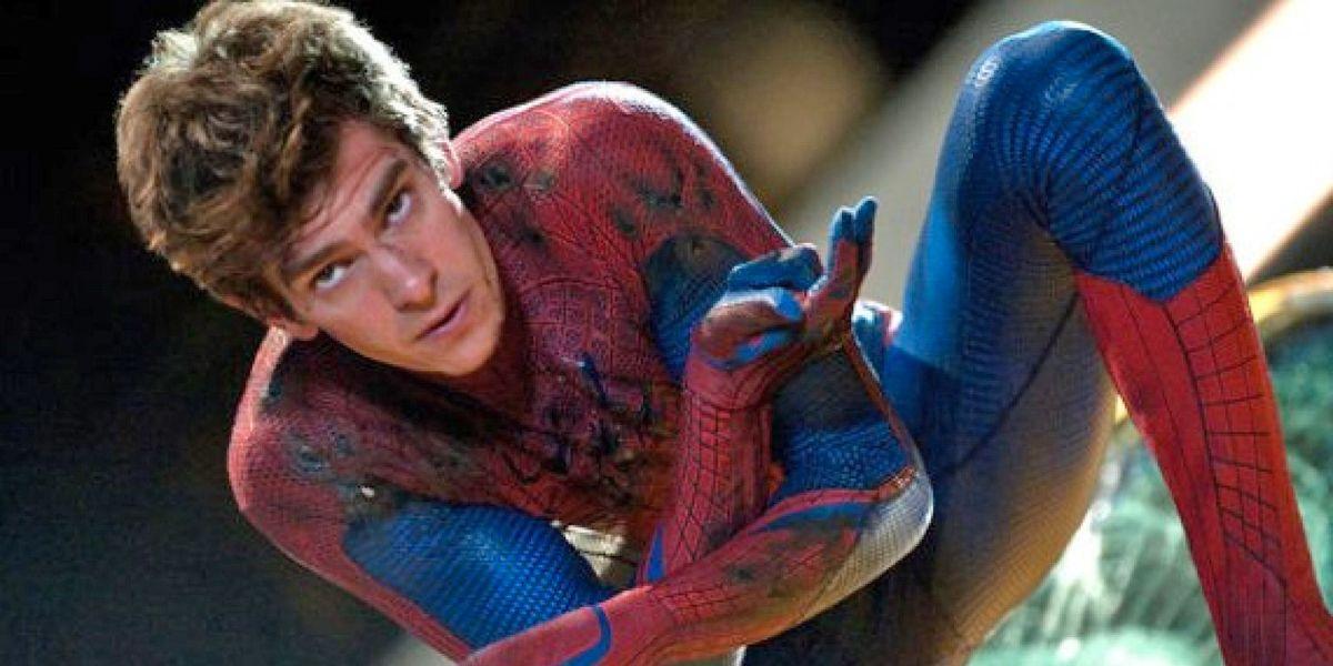 Spider-Man: Andrew Garfield Denies MCU Debut Reports | CBR