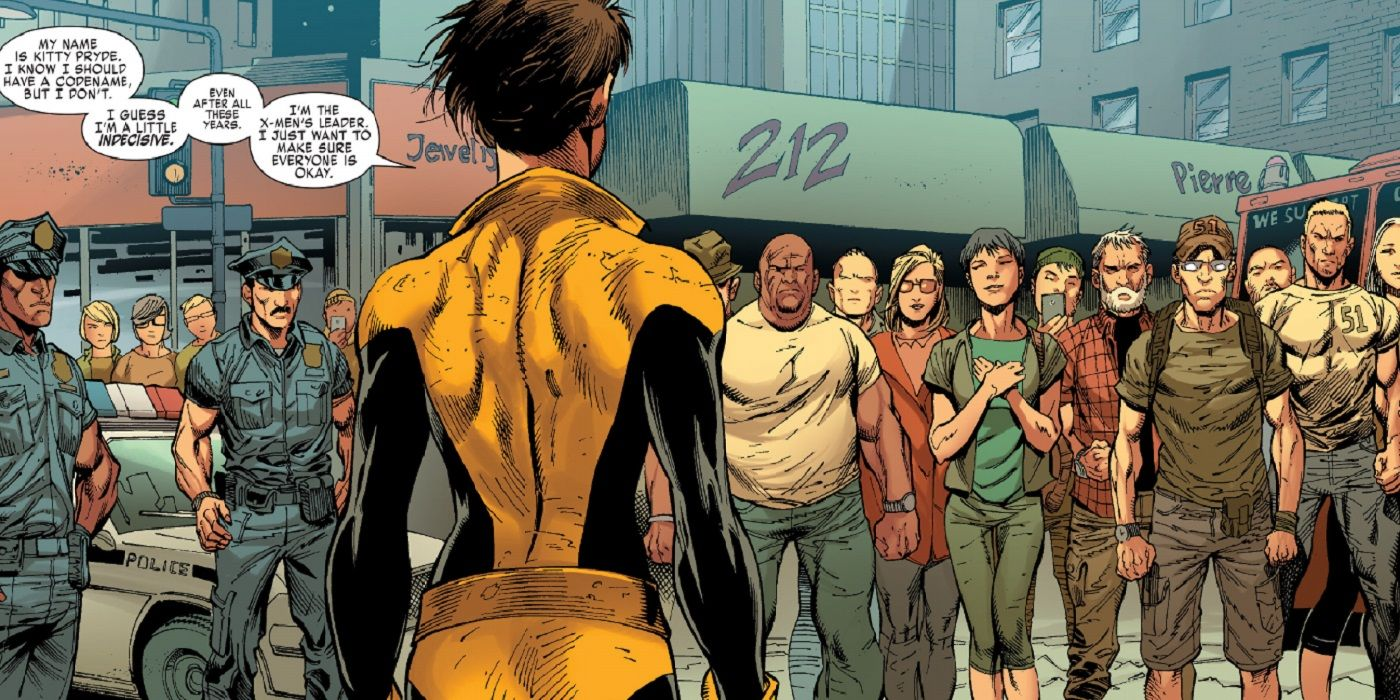 recalled X-MEN GOLD #1 MARVEL COMICS 1st Print 2017 NEW