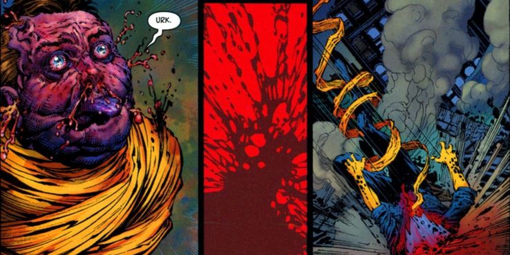The 15 Most HORRIBLE Deaths In Marvel Comics | CBR