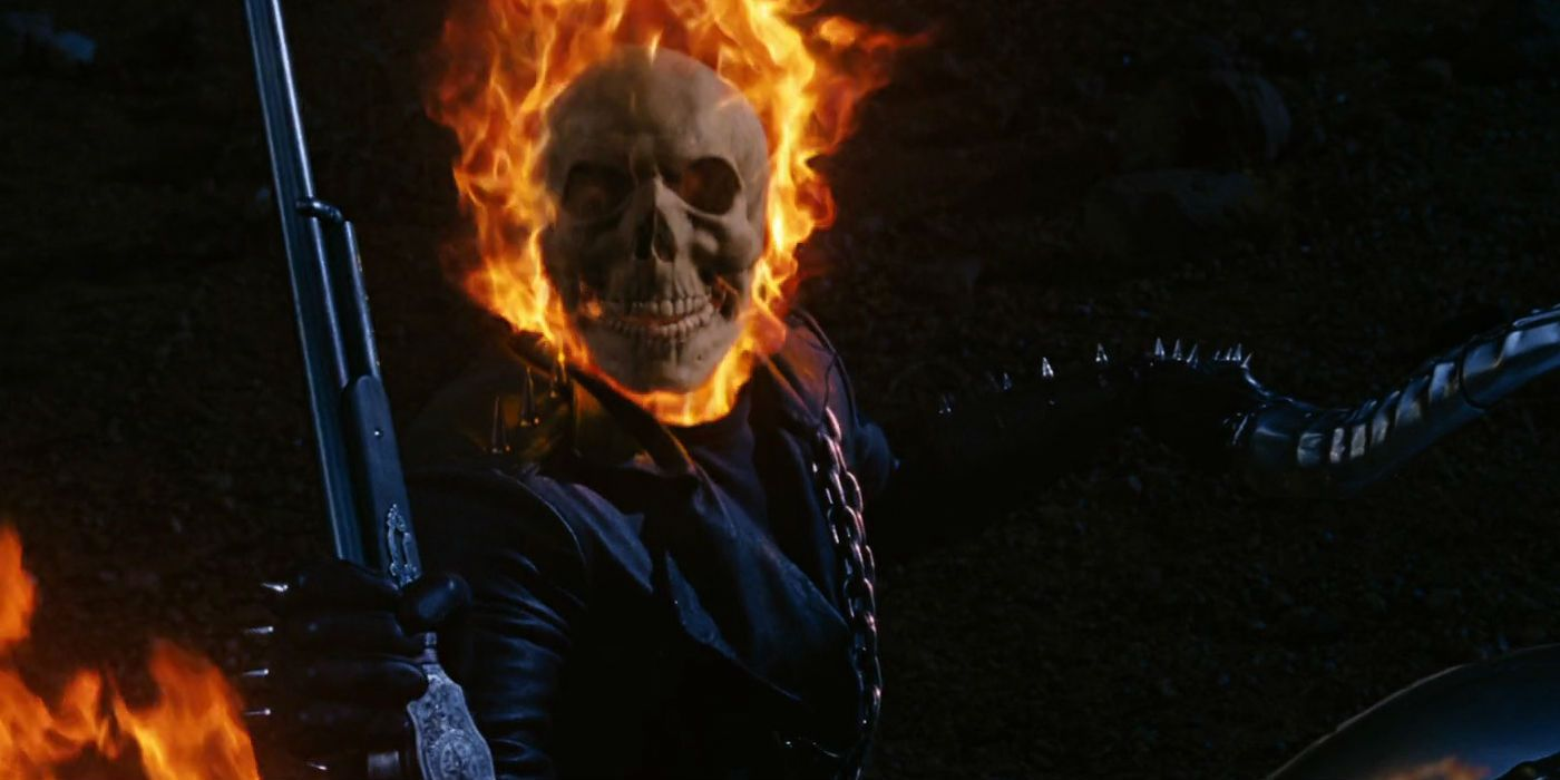 Nicolas Cage Says Ghost Rider Needs An R Rated Reboot Cbr