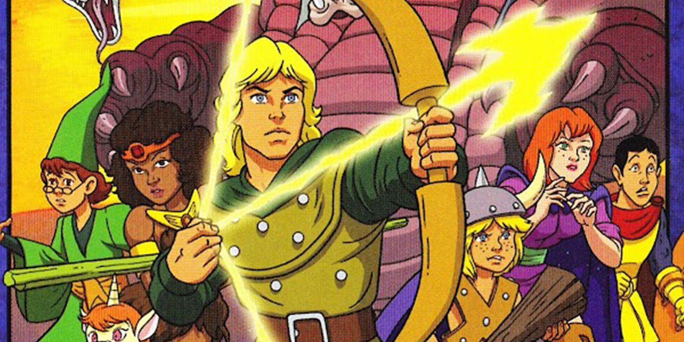 Dungeons & Dragons' BEST Episode Almost Didn't Air | CBR