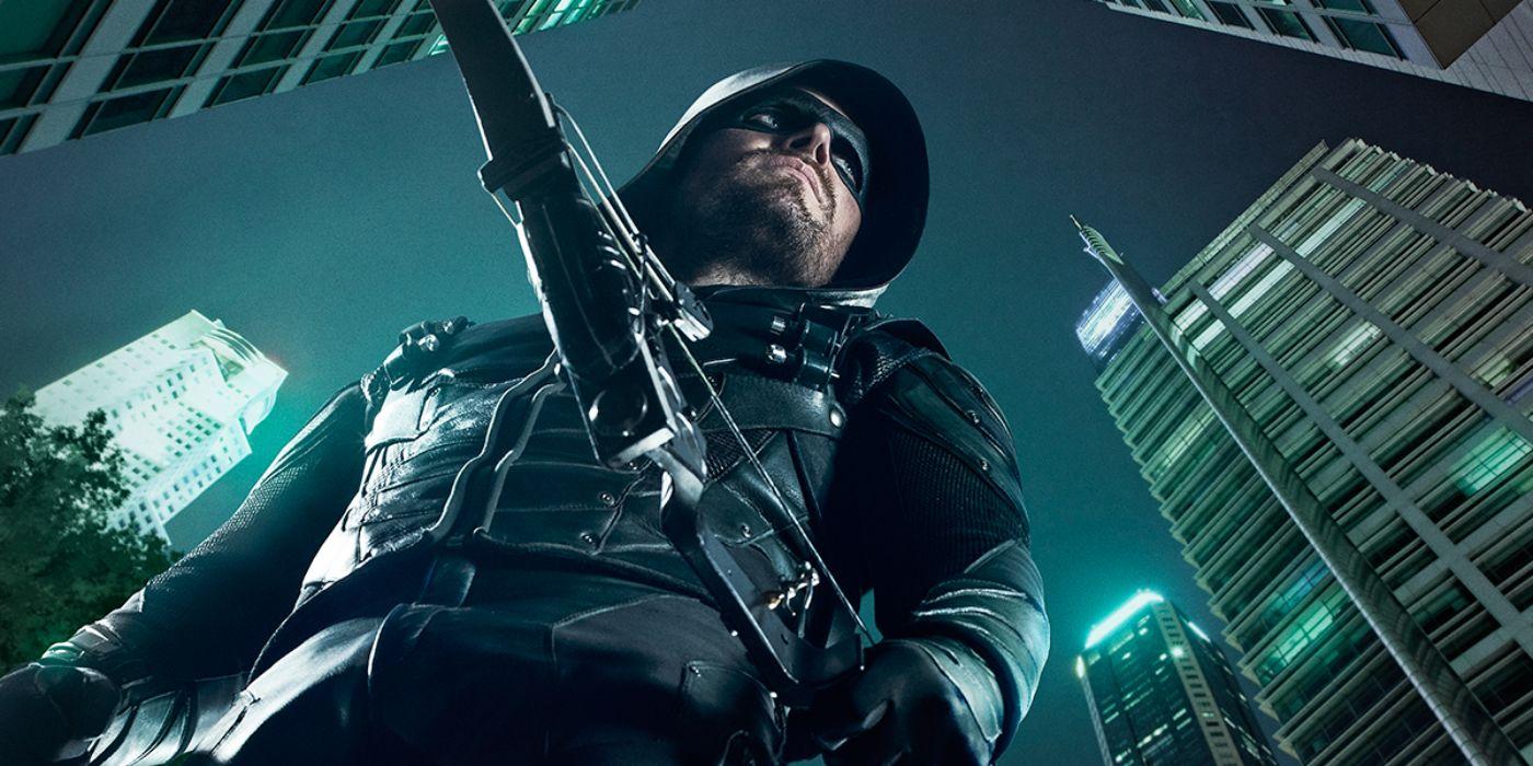 Arrow Season 8 Logline Teases Oliver's 'Most Challenging Battle Yet'