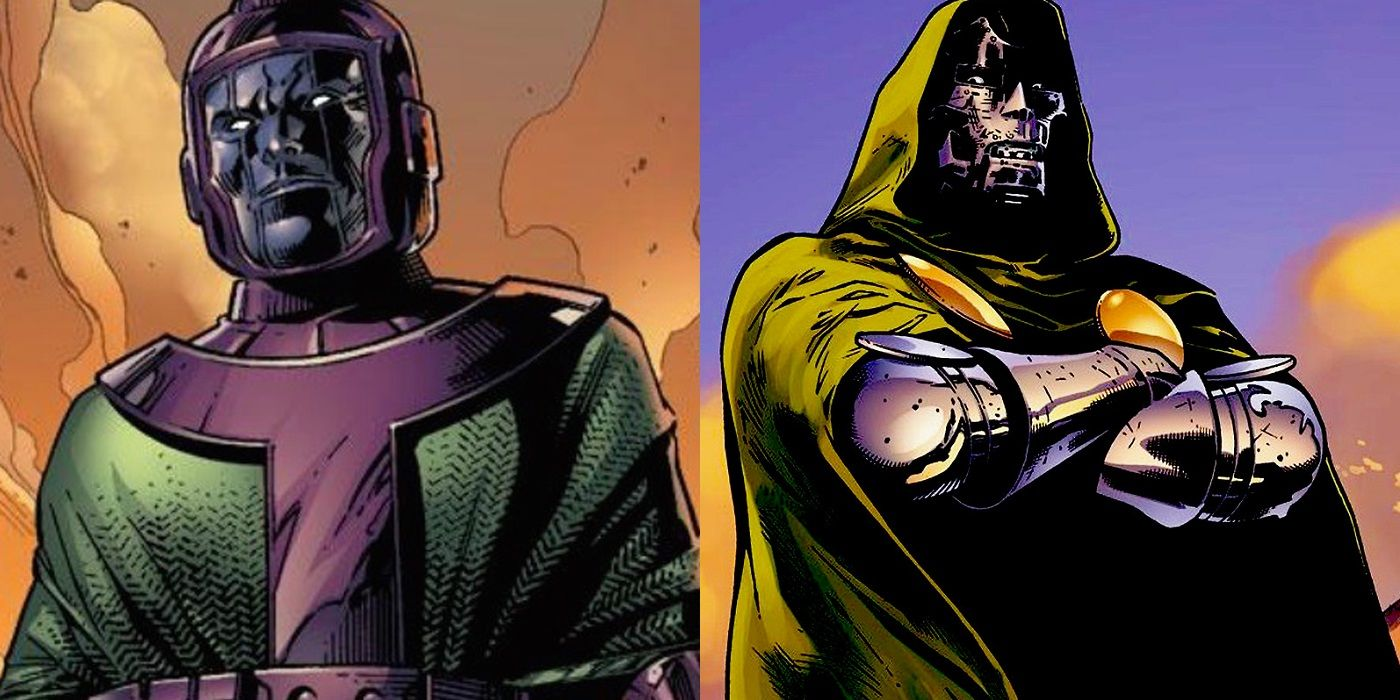 So, Are Doctor Doom and Kang Related or What?