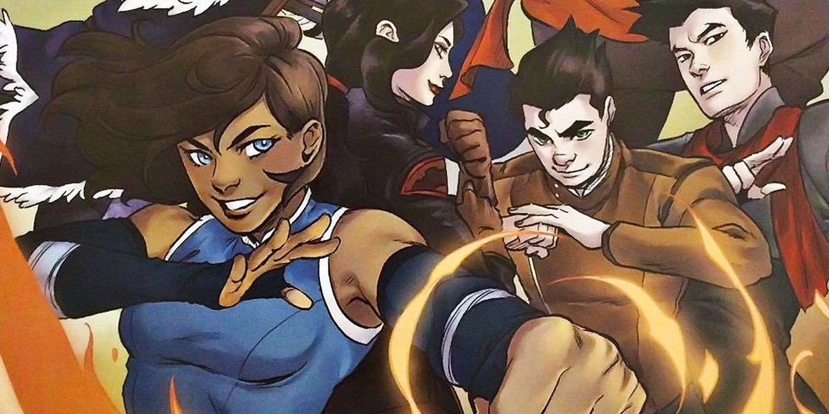 INTERVIEW: For Artist Irene Koh, Legend of Korra OGN Is A Very Personal Project