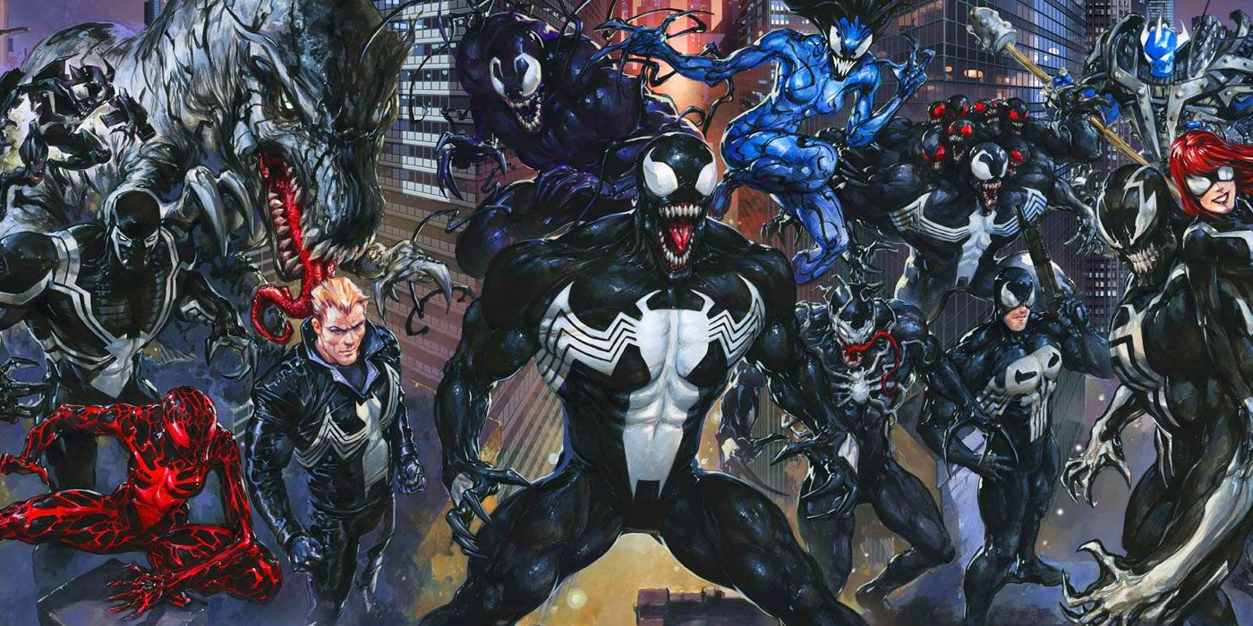 Venomverse: Marvel Reveals First Look At, Details About Event's Story