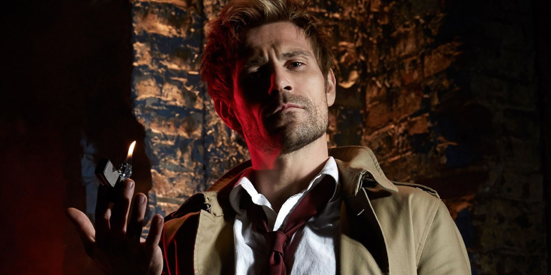Constantine: Por que a NBC cancelou a DC Magician's Series 2