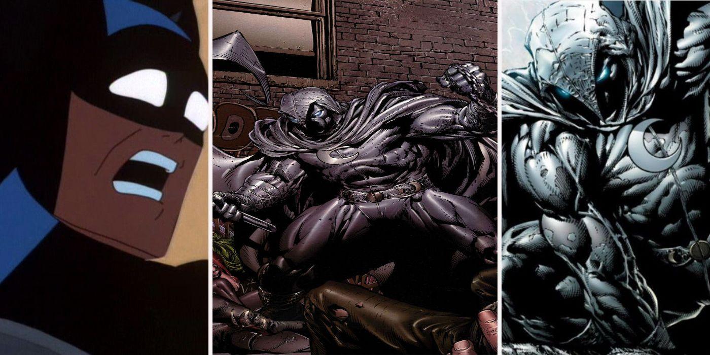 15 Reasons Moon Knight Is Better Than Batman CBR