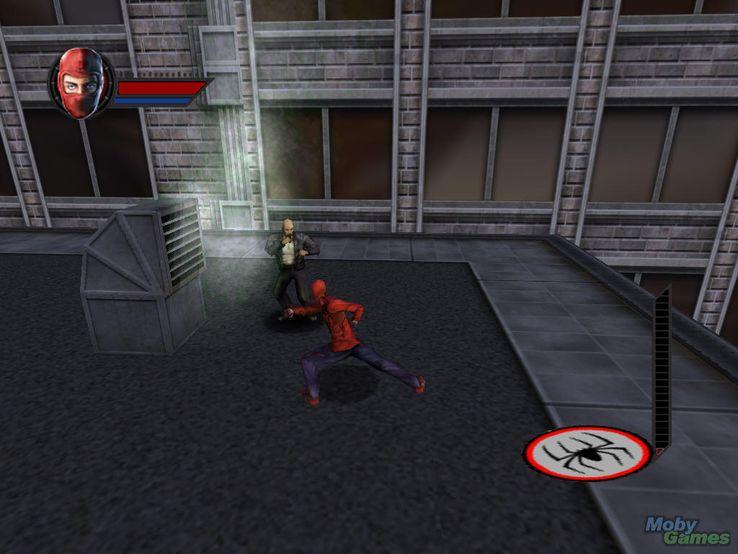 spiderman 3 gamecube