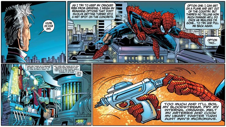 15 Powers You Never Knew Spider-Man Had | CBR