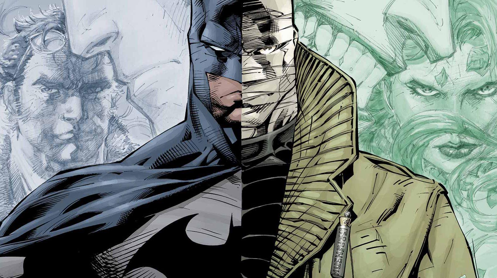 Batman: Hush's DC Universe Release Date Revealed