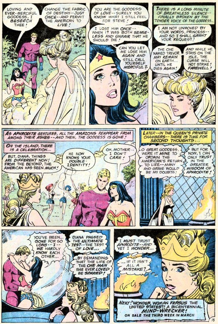 Wonder Woman: DC Comics Struggled to Make Steve Trevor a