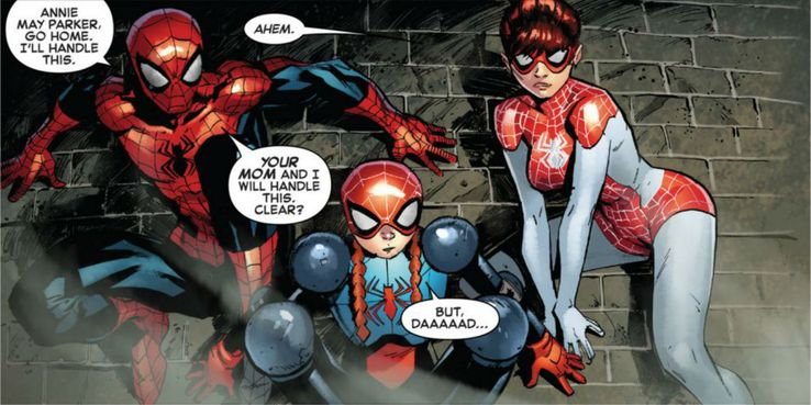 15 Times Spider-Man Knocked Someone Up   CBR
