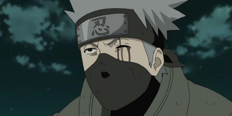 Kakashi Naruto: 15
