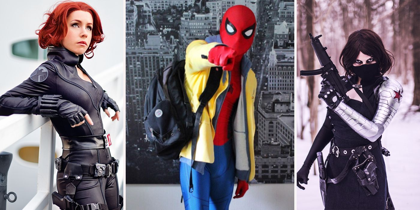 15 Mind Blowing Mcu Cosplays That Rival The Real Thing Cbr