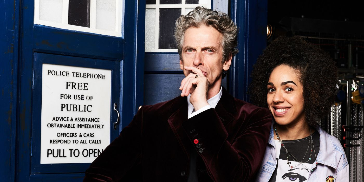 Peter Capaldi Has Shaved His Head for Mysterious The Suicide Squad Role