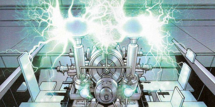 The Miracle Machine - Veinte armas DC que podrían herir o matar a Superman