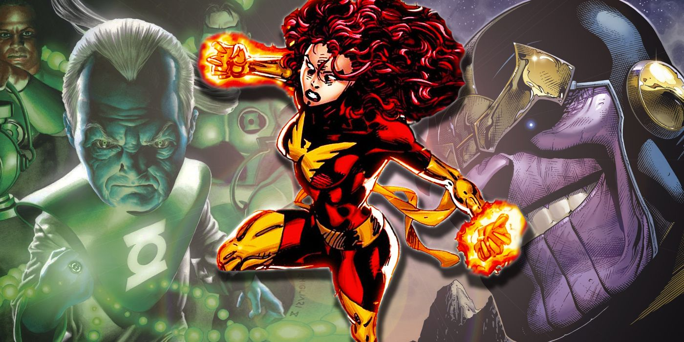 15 Beings Who Could Annihilate Dark Phoenix Cbr