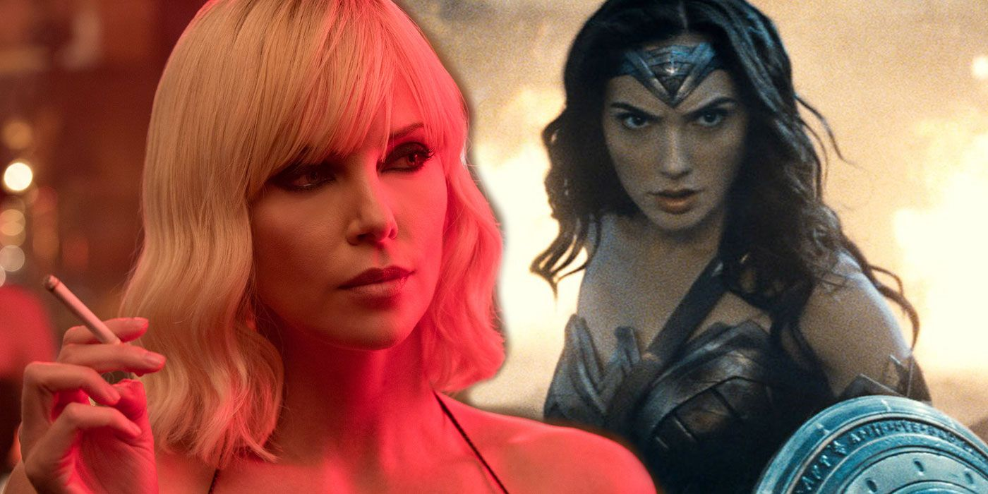 Wonder Woman: Charlize Theron Reveals Which Role She Was Offered